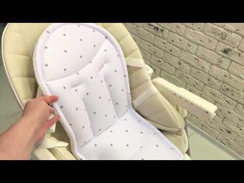 Стульчик для кормления Happy Baby. Как выбрать стул для кормления.