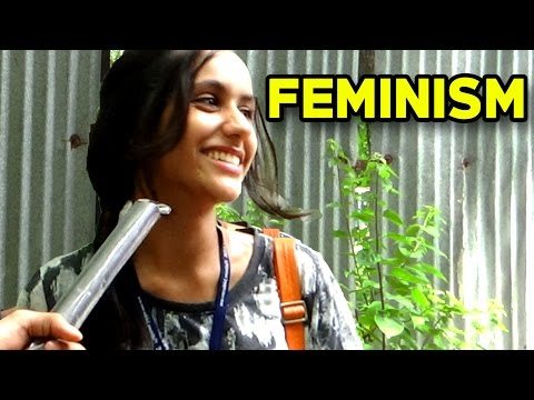 India on Feminism and Feminist Society