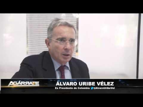 Reveladora Entrevista de Patricia Poleo al Ex-Presidente de Colombia Alvaro Uribe Velez