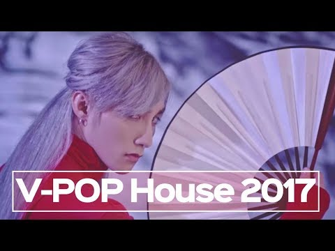15 V-POP House Hits! [2017 Edition] House, EDM, Trap, Future Bass