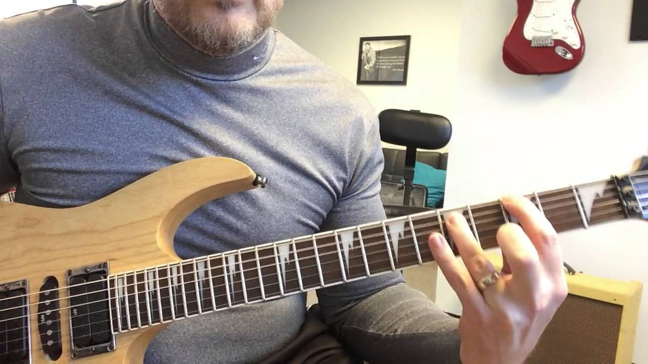 Shine On You Crazy Diamond (Intro) Guitar Lesson - YouTube