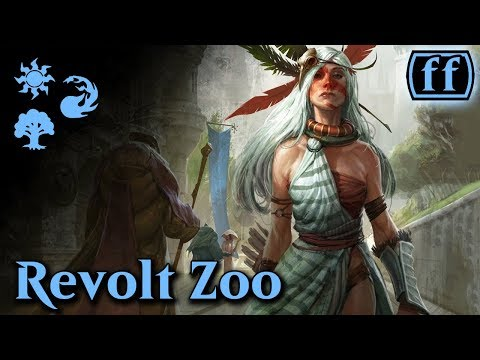 Friendly Friday - Modern - Revolt Zoo