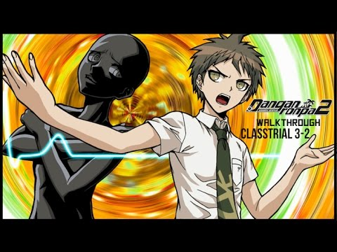 Danganronpa 2: Goodbye Despair Walkthrough Chapter 3 : Trapped by the Ocean Scent Class Trial 3-2