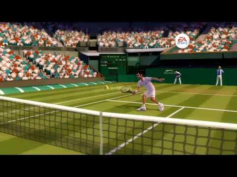 EA SPORTS Grand Slam® Tennis 10 - Первый игровой ролик