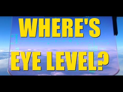 Flat Earth Eye Level Science - Horizons Do Not Drop thumbnail