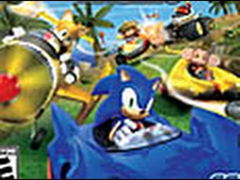CGR Undertow - SONIC & SEGA ALL-STARS RACING for PS3 Video Game Review