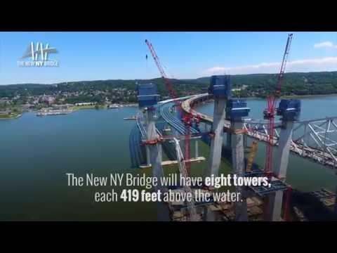 New NY Bridge – Project Progress 2016
