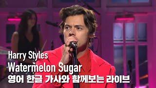Download [한글자막라이브] Harry Styles - Watermelon Sugar