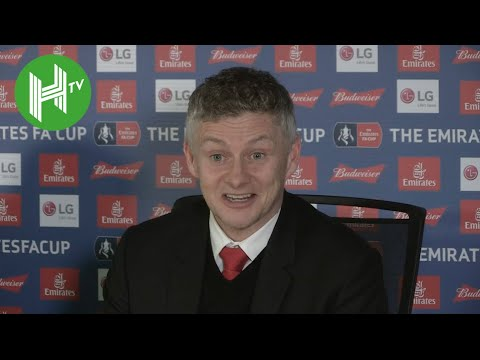 Chelsea 0-2 Man United | Solskjaer: Paul Pogba bounced back in superb fashion
