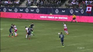 2014.03.08 Whitecaps FC Goal #3 vs NYRB - Kenny Miller