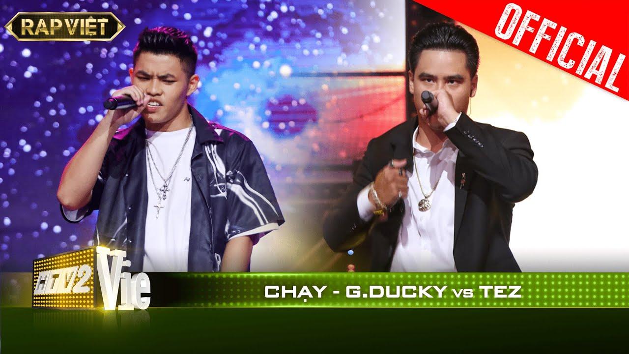 Photo of JustaTee sởn da gà vì màn vs địa chấn của GDucky và Tez với bản rap Chạy| RAP VIỆT [Live Stage]  đẹp nhất