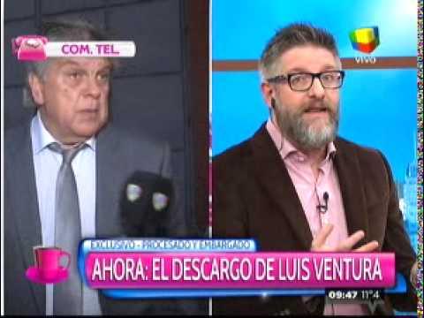 Luis Ventura procesado por las fotos de Jazmín de Grazia muerta: No tengo nada que ver