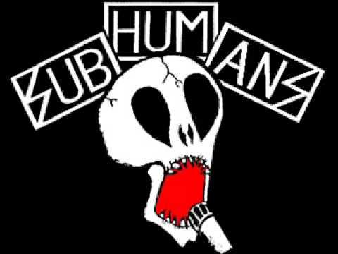 Subhumans Nothing i can do