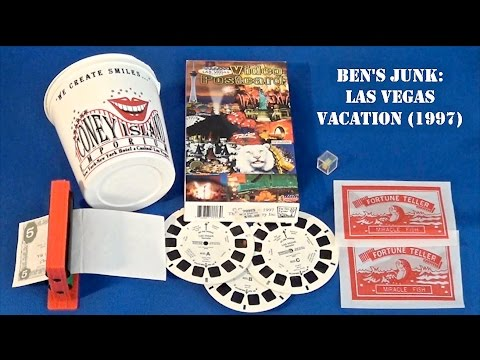 Oddity Archive: Episode 126.4 – Ben's Junk: Las Vegas Vacation (1997)