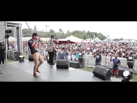 Cassper Nyovest & Kyle Deutsch perform I'm Alive in Durban