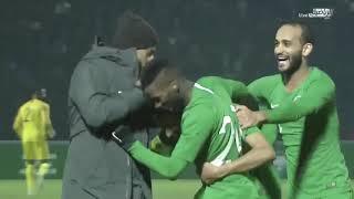 أهداف المباراة | أوزباكستان 2 : 3 السعودية