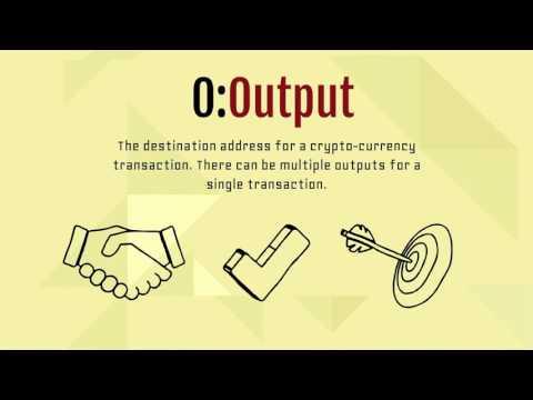Blockchain A-Z: Output