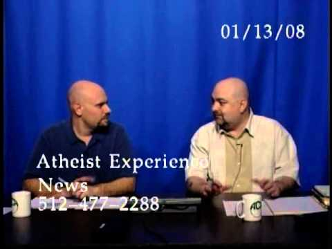 Atheist Experience #543 with Matt Dillahunty and Ashley Perrien from YouTube · Duration:  1 hour 27 minutes 54 seconds