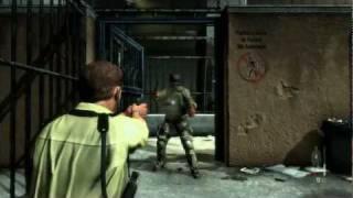 Max Payne 3 - DESIGN E TECNOLOGIA: Bersaglio e armi ITA