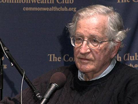 Chomsky: US Supported Indian, Pakistani Nuclear Programs