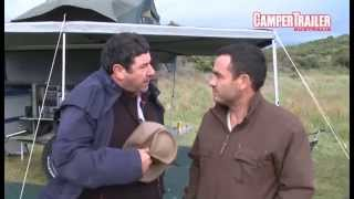Patriot Campers Interview Camper Trailer of the Year 2014