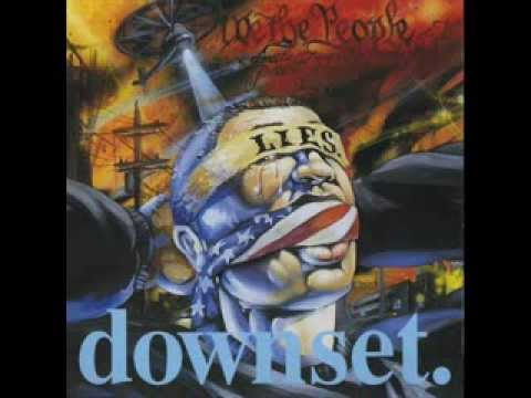 DOWNSET - Downset 1994 [FULL ALBUM]