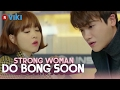 Strong Woman Do Bong Soon - EP 1 | Park Hyung Sik Arm Wrestles Park Bo Young [Eng Sub]