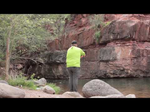 Fly Fishing Oak Creek Canyon