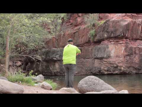 Fly Fishing Oak Creek Canyon