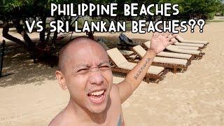 Philippine Beaches Vs. Sri Lankan Beaches: Which Is Better? | Vlog #106