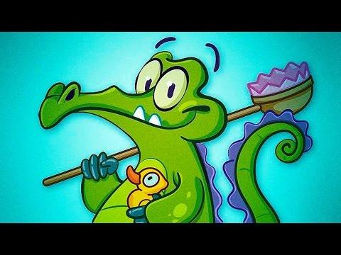 Крокодильчик Свомпи: Где Моя Вода?   Wheres My Water?