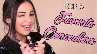 Top 5 Favorite Concealers With Maram   أنواع الكونسيلر المفضّلة لدى مرام