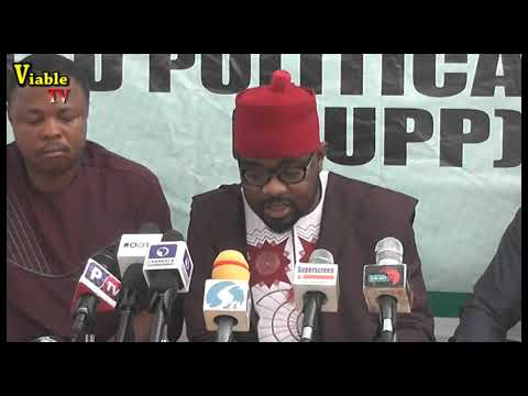 2019 : Why Buhari Will Not Assent To Electoral Act Amendment Bill-CUPP