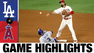 Dodgers come back behind Mookie Betts, Max Muncy | Dodgers-Angels Game Highlights 8/15/20
