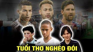Top 10  ngôi sao bóng đá xuất thân nghèo khó
