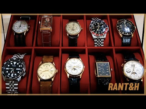 Christian Reviews a WORLD CLASS Watch Collection | Collection Review