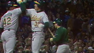Canseco's 2-run HR off Clemens in Game 2 of the '88 ALCS
