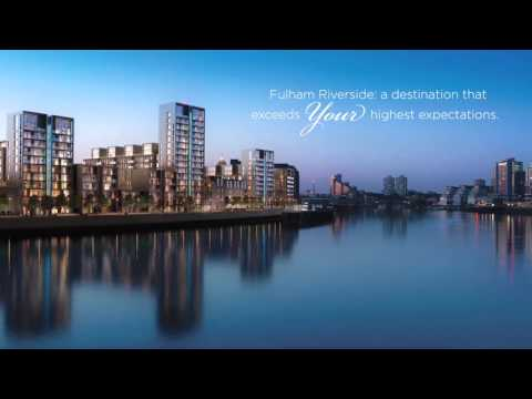 倫敦河畔豪宅 Fulham Riverside