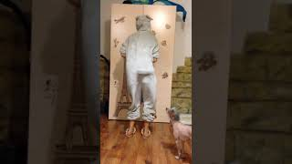 Пижама. Ржака. Китайская хохлатая собака
