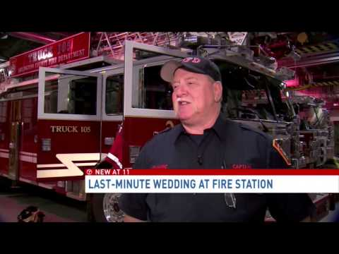 arlington-fire-house-holds-'emergency'-wedding-for-couple-during-snow-storm