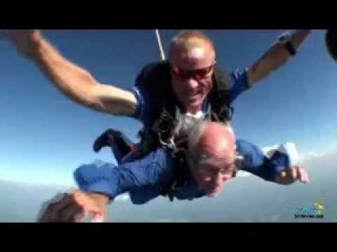 87 Year Old Skydiving Gonnella