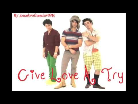 Give Love A Try - Extended Version + Downlaod