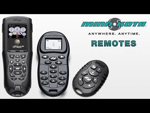 BLA - Trade Talk - Minn Kota - Remotes