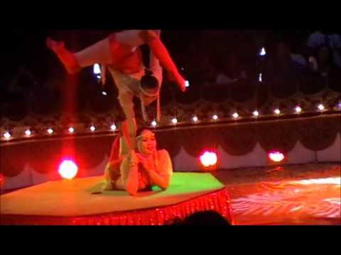 Italian Circus in Ghana- Legassi Gardens.wmv