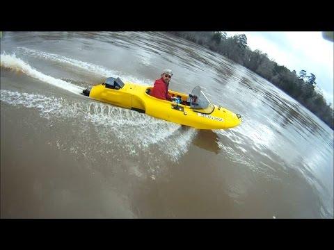 Mokai™ ES-kape With Painless Steering/Throttle Controls! Trip 2