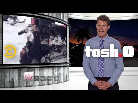 The Greatest Winter Wipeouts - Tosh.0