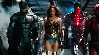 The Team Arrives In Russia | Justice League