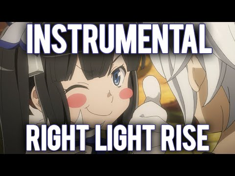 RIGHT LIGHT RISE 【kuruku kyo】(Instrumental Cover) DanMachi ED1