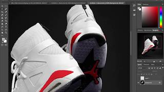 JAYZRDEAD shows how I made the white/infrared Fear of GOD 6