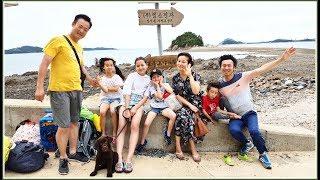 Отдых по-корейски! Приехали на остров;) KOREA/ VLOG/ Video